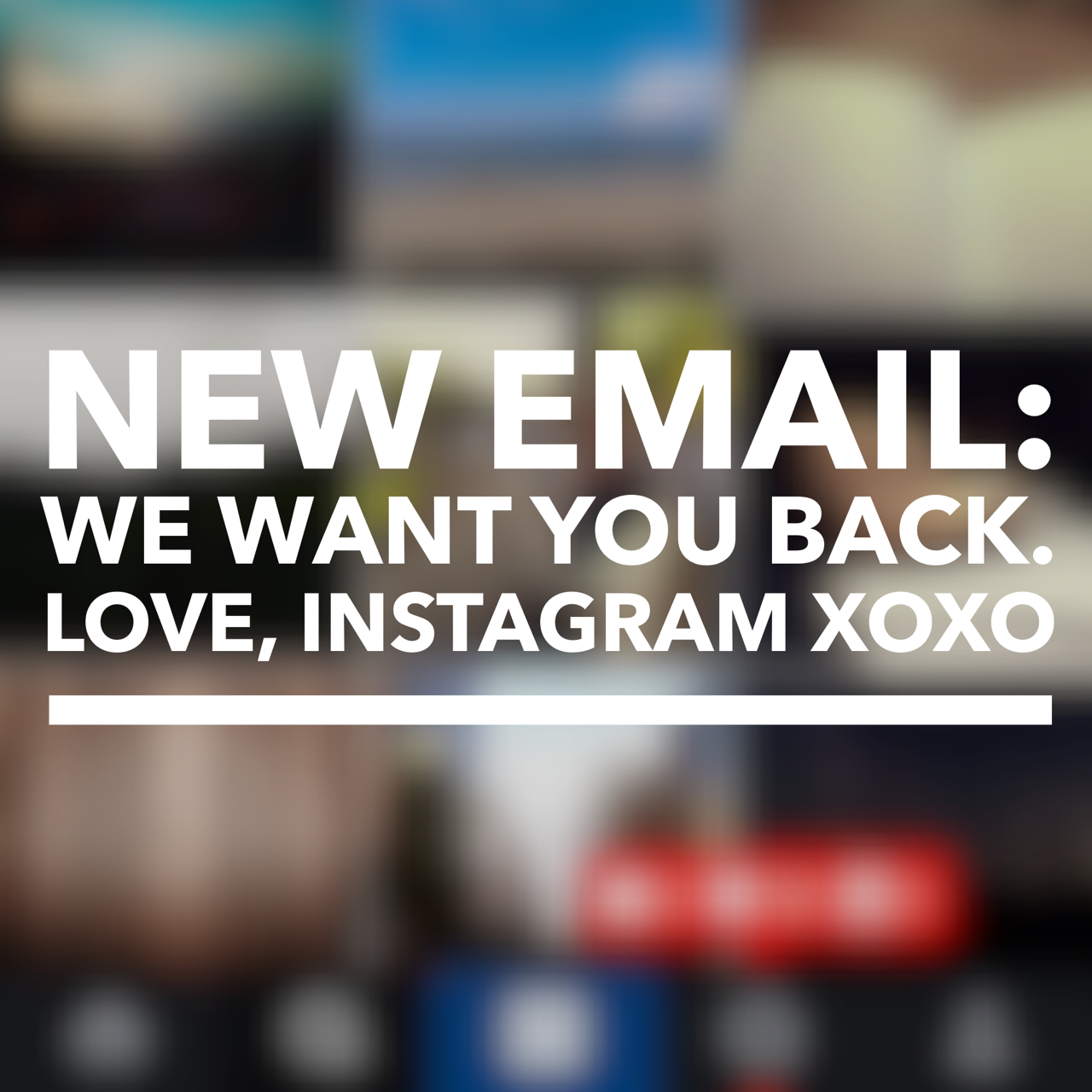 instagram highlight email, instagram love, i love instagram, social media, social marketing, news, socialmedia101,