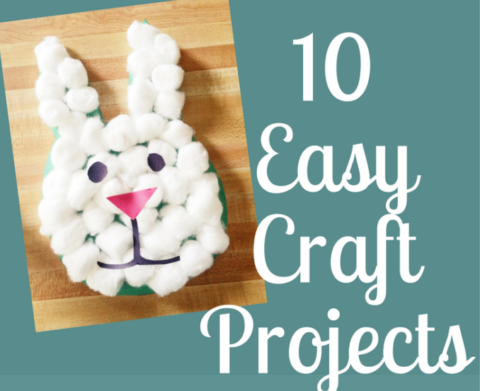 10 easy craft projects, pinterest, projects, fun ideas, crafting, easter ideas, lesson plan, teacher lesson plan, easter, spring, easy craft projectsRemove term: easter crafts easter craftsRemove term: kids projects kids projectsRemove term: fun things to do with kids indoors fun things to do with kids indoorsRemove term: fun crafting projects fun crafting projectsRemove term: how to make a cottonball bunny how to make a cottonball bunnyRemove term: paper bag animal puppet paper bag animal puppetRemove term: music shakers music shakersRemove term: paper plate flowers paper plate flowersRemove term: easter bunny cup puppet easter bunny cup puppetRemove term: paper chain snake paper chain snakeRemove term: caterpillar clothespins caterpillar clothespinsRemove term: paper towl telescope paper towl telescopeRemove term: popsicle flowers popsicle flowersRemove term: pipe cleaner bunny ears pipe cleaner bunny ears, 10 easy craft projects, caterpillar clothespins, easter bunny cup puppet, easter crafts, spring crafts, fun crafting projects, fun things to do with kids indoors, rainy day projects, music shakers, paper bag animal puppet, paper chain snake, paper plate flowers, paper towel telescope, pipe cleaner bunny ears, popsicle flowers