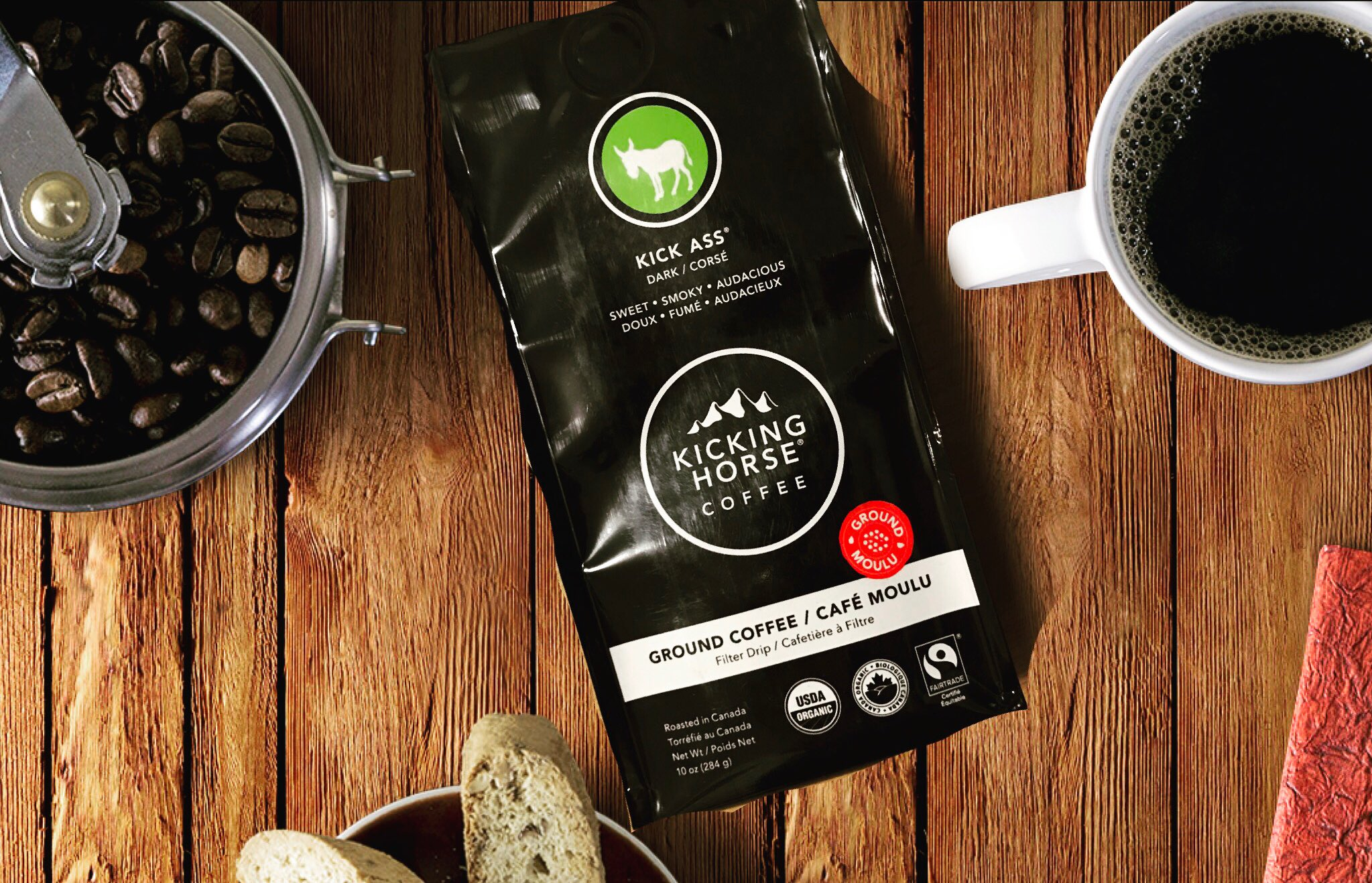 kicking horse coffee,