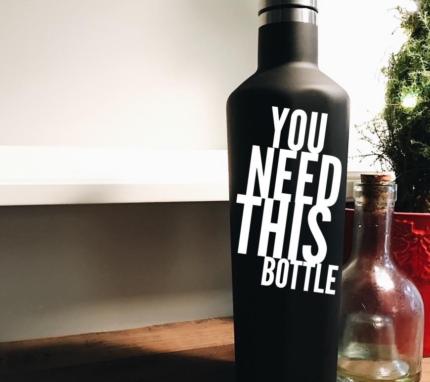 corkcicle, waterbottle, swell, best water bottle, large bottle, hiking, best water bottles, cold, hot, drinks