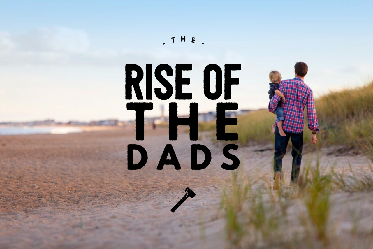 the rise of the dads, social dad, dad blog, canada, vancouver, dad bloggers, dad blogger, brands, marketing to dads,