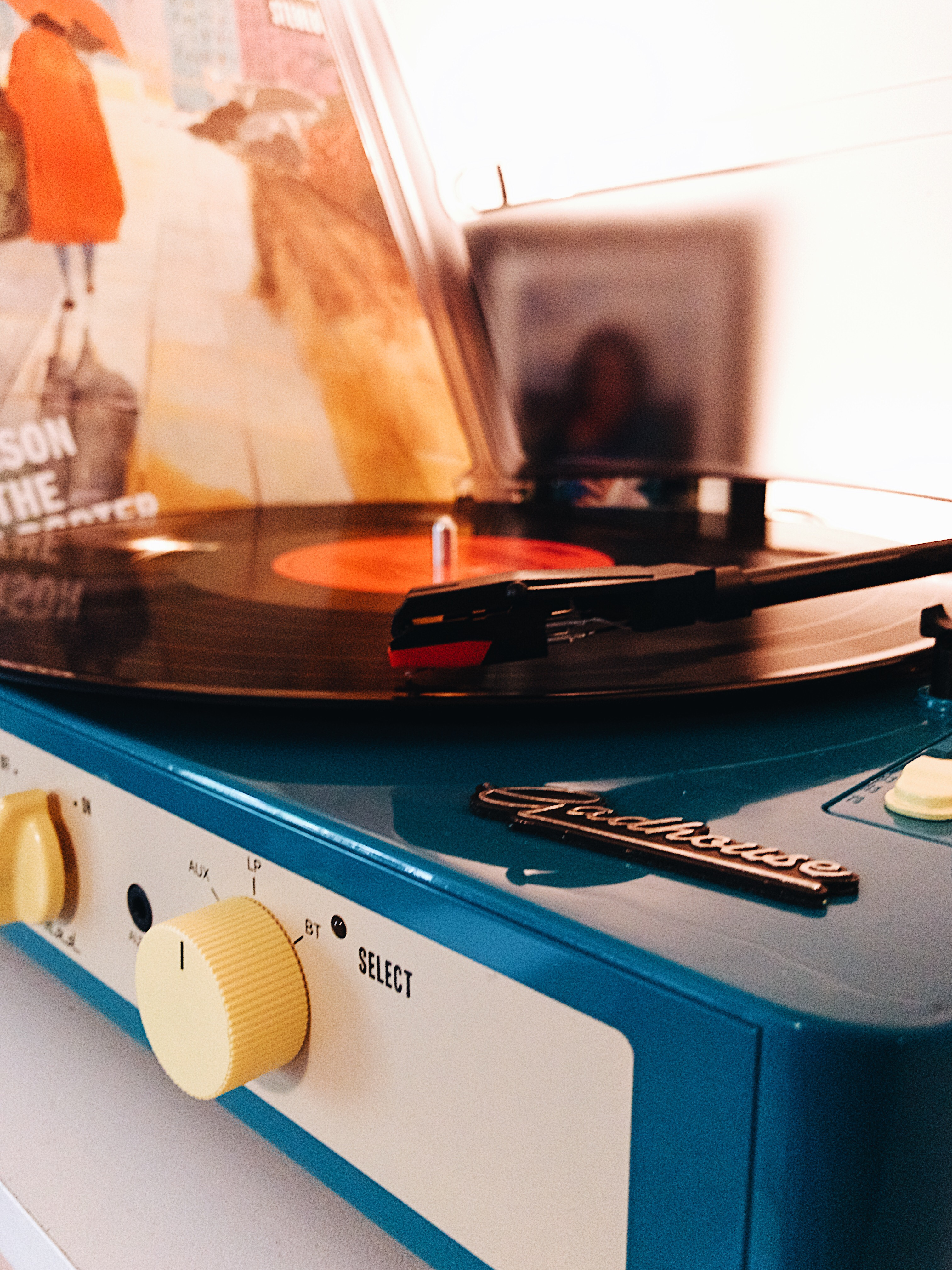 brad record player, neptoon records, brad, gadhouse record player, gadhouse turntable, record player, retro turntable, vinyl, record stores