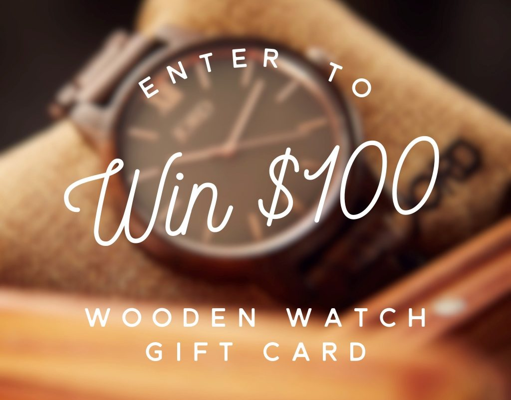 socialdad, dad blogger, contest, win a watch, win money off a watch, jord wooden watch, wooden watches