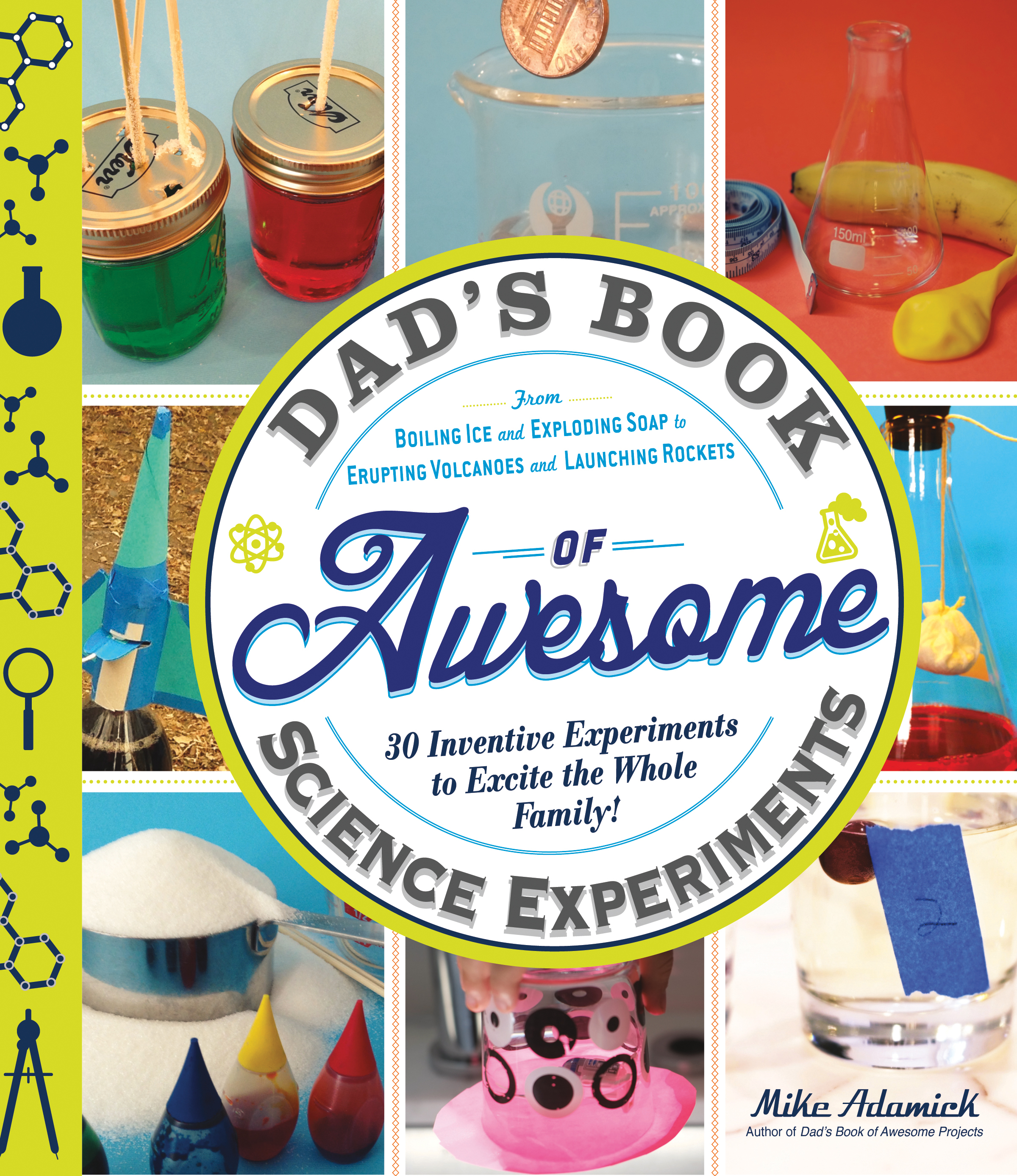 Win, contest, book, science experiments for kids, dad blog, daddy blogger, socialdad, socialdad.ca, yvr blogger, canada dads,