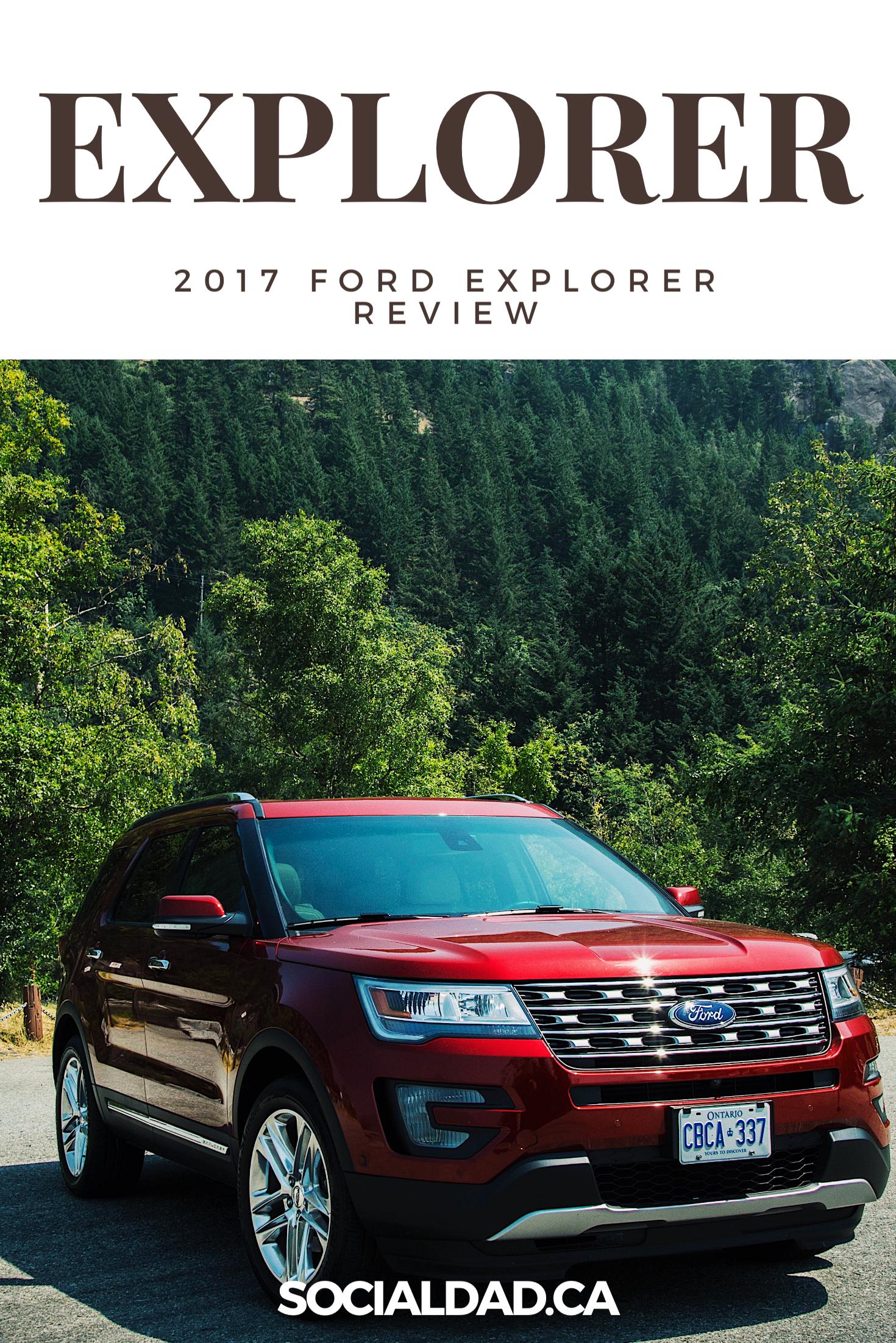 Pinterest, ford explorer, 2017, best new family cars, best family suv, ford explorer 2017