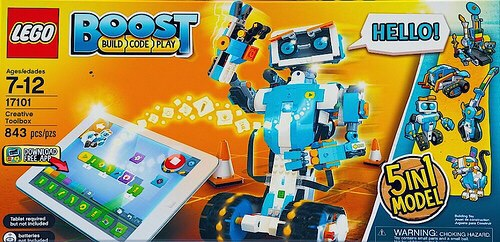 Lego Boost, coding toy, top seller toys, 'Must-have toy for Christmas 2017
