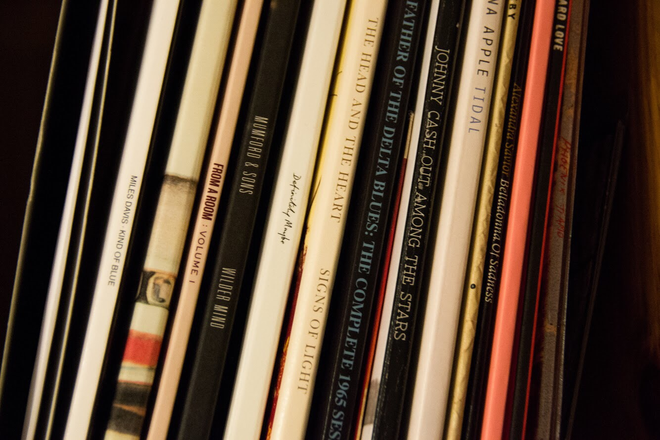 vinyl collection, fluance, records, vinyl in canada, vinyl in vancouver, best albums for a record player, best albums on vinyl