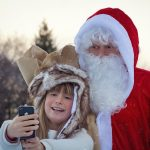 Santa in vancouver, mall santas near me, vancouver malls, santa claus hours, oakridge mall